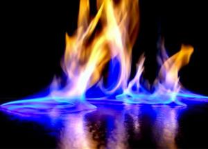 líquidos que pegam fogo
