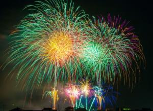 química dos fogos artificio