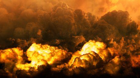 Nitrato de Amônio e explosões do passado